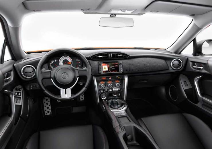 Toyota-GT86-Karbonfaser-Optik-Innenraum