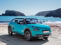 IAA Weltpremiere – Citroën Cactus M
