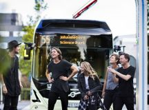 Silent Bus Sessions Zara Larsson Volvo ElectriCity