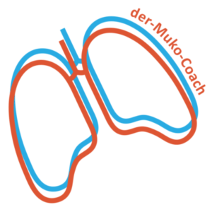 Mukoviszidose Logo von der-muko-coach