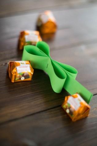 Kleeblatt DIY Küsschen St Patricks Day-5