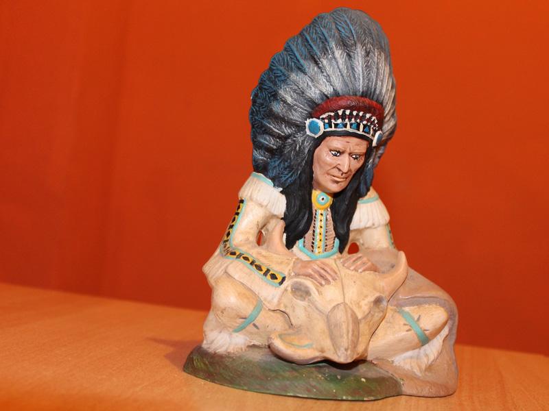 Häuptlinge und Indianer