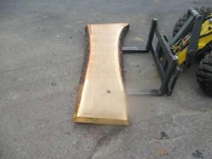 Tischplatten nach Mass Eiche G-00090