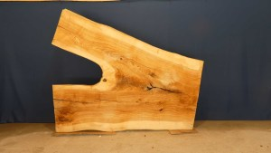 Tischplatte aus Massivholz Esche C/W 009