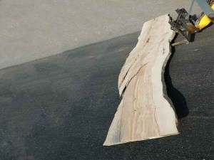 Holzplatten massiven Esche_E/K 072