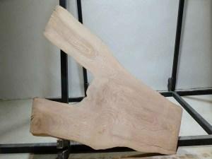 Tischplatte aus Massivholz Esche C/W 089