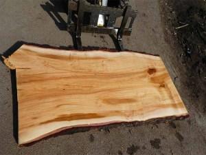 Tischplatte nach mass Weide B-00361