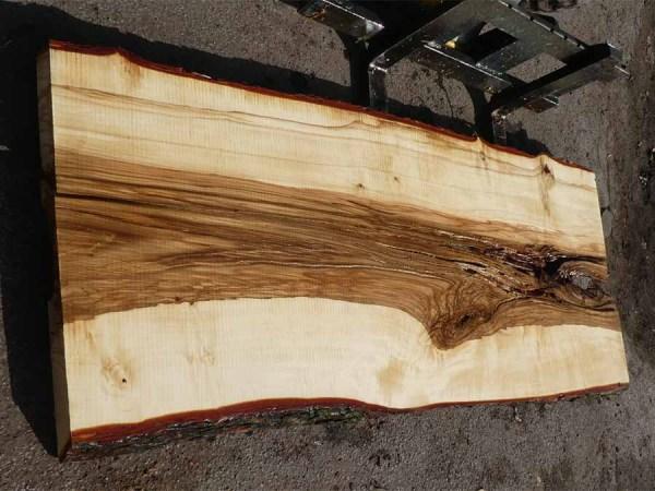 Tischplatte nach mass Kastanie B-00354