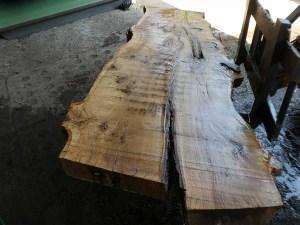 Tischplatten nach Mass Eiche G-00206