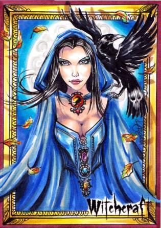 Witchcraft AP by Achilleas Kokkinakis.