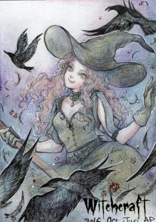 Witchcraft AP by Juri Chinchilla.