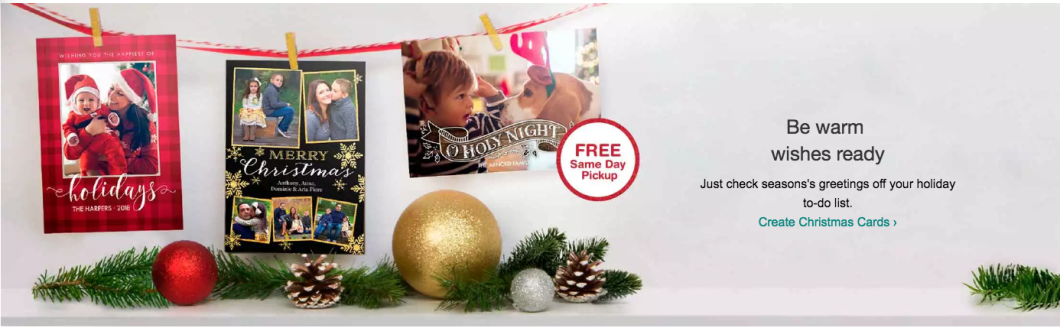 holiday greeting cards walgreens creativeletter co