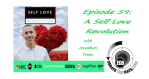 Jonathan Troen of Self Love Revolution on the Derate The Hate podcast