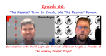 Wilk of Wilk's World and David Lapp of Braver Angels sit down for a conversation on the Derate the Hate Podcast