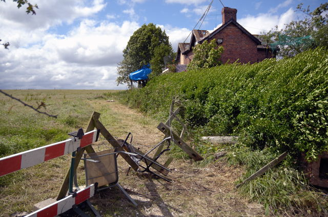 Lodge House, Smalley Site to be open cast mine