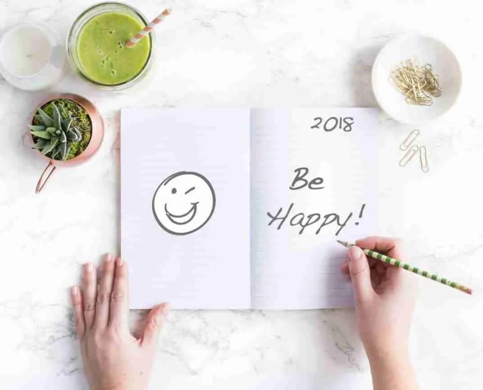 10 ways to be happy now