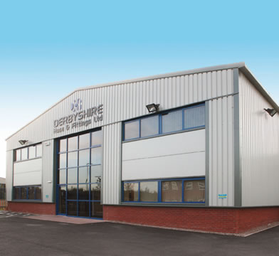 Derbyshire Hose and Fittings Premises