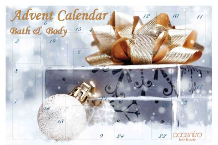 Adventskalender Bath and Body