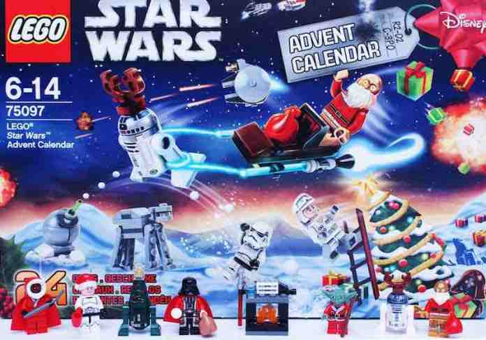 151209 Adventskalender Star Wars
