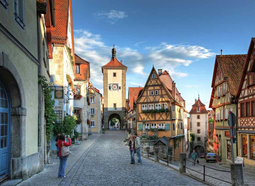 出典: © Rothenburg Tourismus Service/W.Pfitzinger