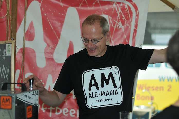 500 Jahre Ale-Mania Brauer