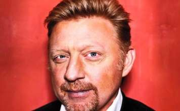出典: Facebook/Boris Becker Official