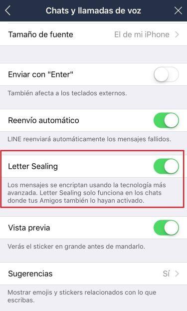 Lettersealing-line