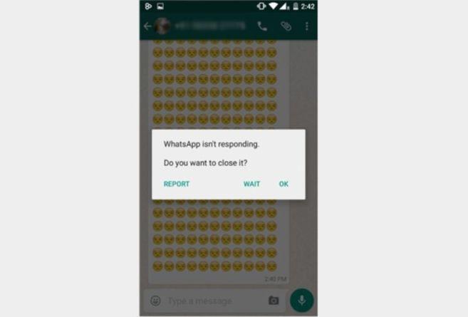Whatsapp - Crack - v2