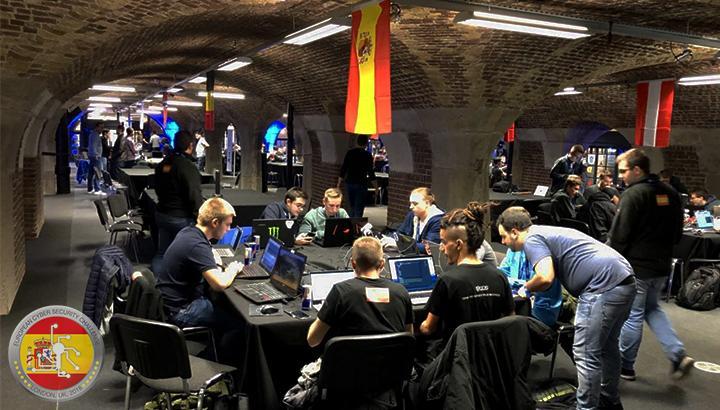 """España busca revalidar el título de campeona en la """"European Cyber Security Challenge"""""""