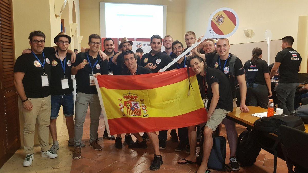 La selección española se alza con la victoria en los Ibero-American Cybersecurity Challenge.