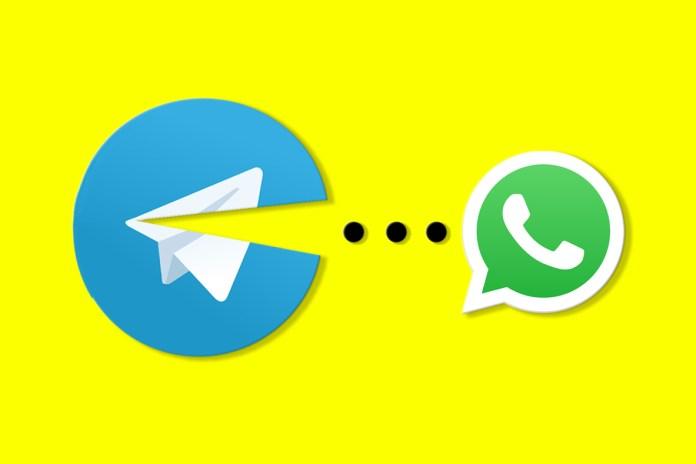 importar tus chats de WhatsApp a Telegram