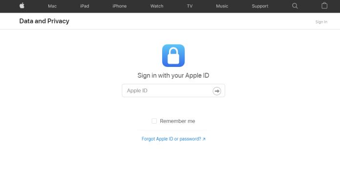 los datos que Apple tiene