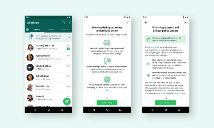 WhatsApp no cerrará cuentas