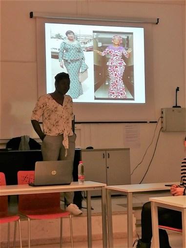 Actividad mujer togolesa 1