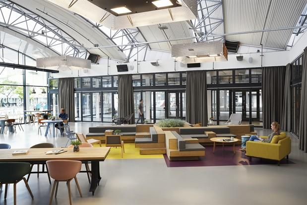 Bazaar of Ideas Den Haag Tegenlicht Meetup Locatie