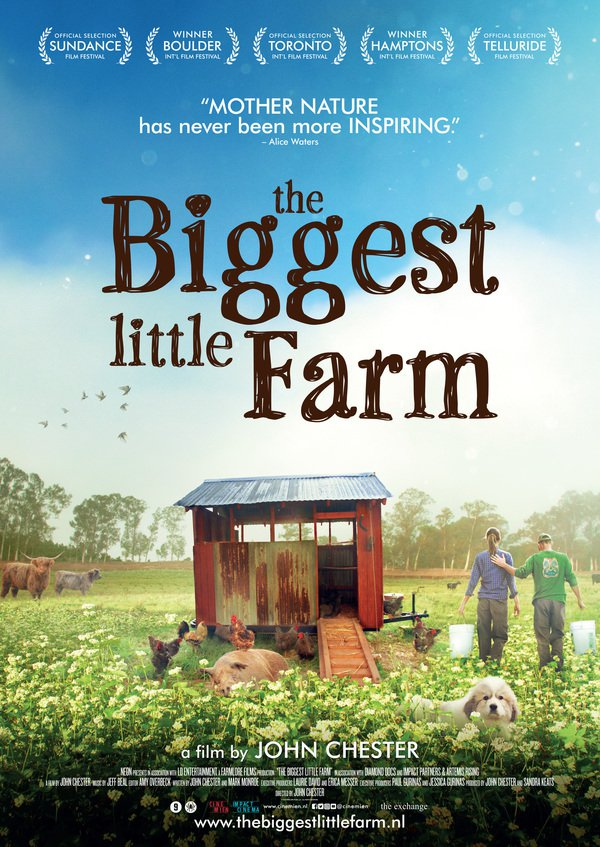 Transitiecinema The Biggest Little Farm