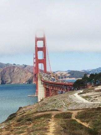 Golden Gate Bridge desde Fort Point 2