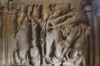 Relieves Mahabalipuram Chennai Tamil Nadu India