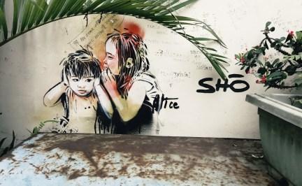 Singapore - StreetArt Tour
