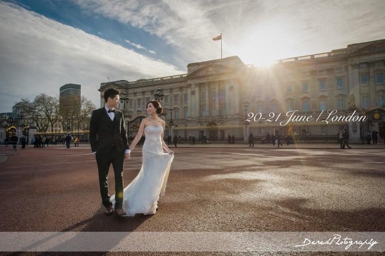 20 June London