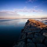 Stone Jetty on the Ottawa River