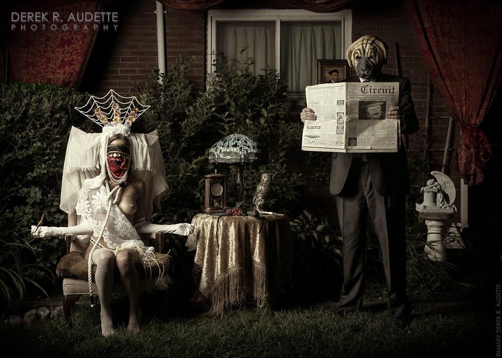 Propaganda Due (Plate X) – Derek R. Audette (2015)