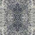 """A Symmetry of Sludge"" Graphite on Paper Artwork by Derek R. Audette"