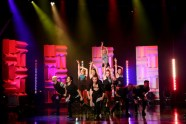 Derek and Julianne perform in The Ellen Show - March 2, 2015
