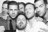 """Zoolander 3 auditions gone wrong....except for you @ichristhompson - you nailed it! Miss foolin' around with these fools!"" - September 4, 2015 Courtesy brookslaich twitter"