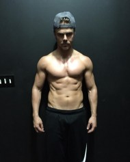 """Serious Saturday ! #bcup"" - May 28, 2016 Courtesy derekhough IG"