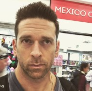 """""""When you're trying to board a flight in Mexico City and you don't speak Spanish but you know you're in boarding group 4 so you're waiting to hear the word """"cuatro"""". #imfailingatmexico #shouldnthavetakenYiddishincollege #cmoncuatro #gonnamakeit #mexicocity #adventure #travel"""" - December 15, 2016 Courtesy markpulse IG"""
