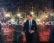 """First day of production! It's already been a great first day with @jlo @neyo and @jennaldewan. Excited for everyone to see this incredible talent. #whatamipointingat? #WOD #AMAZINGDancing #HereWeGo @nbcworldofdance"" - January 16, 2017 Courtesy derekhough IG"