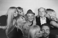 """So happy my grandma and grandpa got to come celebrate with us! Lots of ❤️ #moms60thbdaybash @juleshough @shareewise @katherineh82 @marriannhough @derekhough"" - February 25, 2017 Courtesy marabethpoole IG"