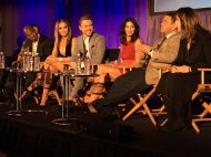 """""""The #worldofdance panel with @JLo @derekhough @NeYoCompound & @jennaldewan at @NBCUniversal's #NBCUSummer"""" - March 20, 2017 Courtesy ConnerWS twitter"""